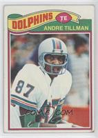 Andre Tillman [Good to VG‑EX]