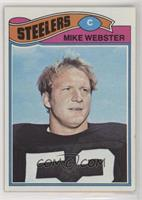Mike Webster [Good to VG‑EX]