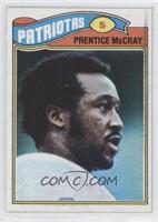Prentice McCray