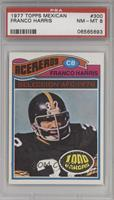 Franco Harris [PSA 8 NM‑MT]