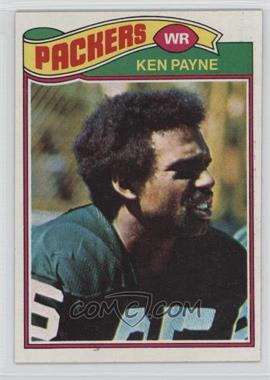 1977 Topps Mexican - [Base] #347 - Ken Payne [Good to VG‑EX]