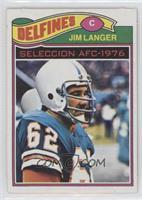 Jim Langer