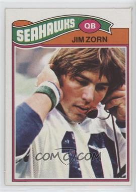 1977 Topps Mexican - [Base] #65 - Jim Zorn