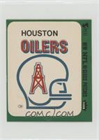 Houston Oilers (Logo)