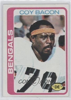 1978 Topps - [Base] #135 - Coy Bacon