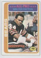 Walter Payton [Noted]