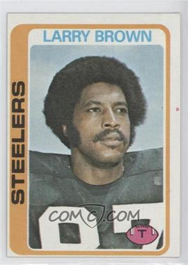 1978 Topps - [Base] #234 - Larry Brown