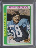 Terry Beeson [JSACertifiedCOASticker]