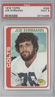Joe Ehrmann [PSA 9]