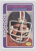 Lyle Alzado [GoodtoVG‑EX]