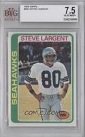 Steve Largent [BVG7.5NEARMINT+]