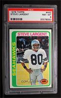 Steve Largent [PSA8NM‑MT]