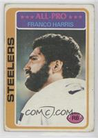 Franco Harris [Poor to Fair]