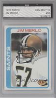Jim Merlo [ENCASED]