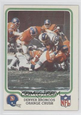 1979 Fleer NFL Team Action - [Base] #16 - Denver Broncos Team