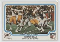 Buffalo Bills Team - Three's a Crowd
