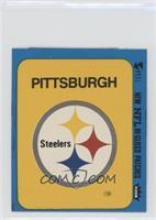 Pittsburgh Steelers Logo (Blue Border)