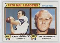 Roger Staubach, Terry Bradshaw