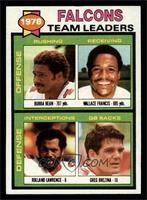Bubba Bean, Wallace Francis, Rolland Lawrence, Greg Brezina [NM]