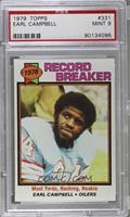 Earl Campbell [PSA 9]