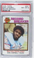 Earl Campbell [PSA 8]