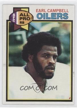 1979 Topps - [Base] #390 - Earl Campbell