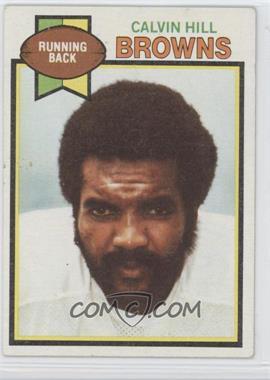 1979 Topps - [Base] #399 - Calvin Hill