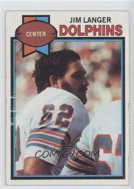 1979 Topps - [Base] #425 - Jim Langer