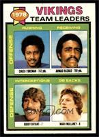Chuck Foreman, Ahmad Rashad, Bobby Bryant, Mark Mullaney [EXMT]