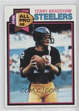 1979 Topps - [Base] #500 - Terry Bradshaw