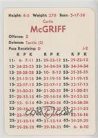 Curtis McGriff
