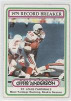 Ottis Anderson [Poor to Fair]