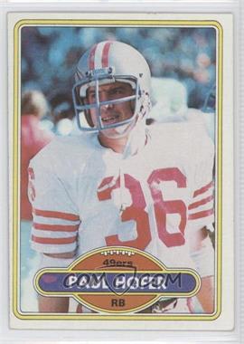1980 Topps - [Base] #178 - Paul Hofer