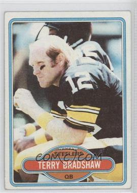 1980 Topps - [Base] #200 - Terry Bradshaw