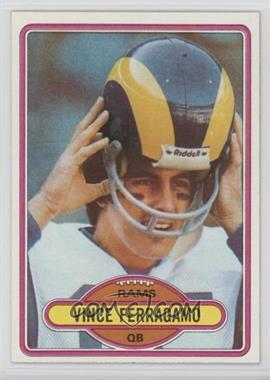 1980 Topps - [Base] #239 - Vince Ferragamo