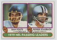 Passing Leaders (Dan Fouts, Roger Staubach) [PoortoFair]