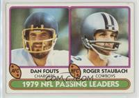 Passing Leaders (Dan Fouts, Roger Staubach) [GoodtoVG‑EX]