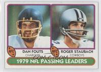 Passing Leaders (Dan Fouts, Roger Staubach)