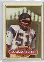 Woodrow Lowe [Poor]