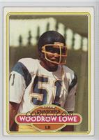 Woodrow Lowe [Good to VG‑EX]