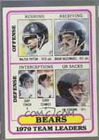 Chicago Bears (Walter Payton, Brian Baschnagel, Gary Fencik, Terry Schmidt, Jim…
