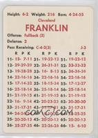 Cleveland Franklin