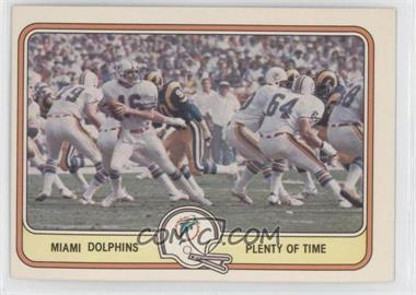1981 Fleer Teams in Action - [Base] #27 - Miami Dolphins Team