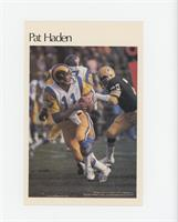Pat Haden [Noted]