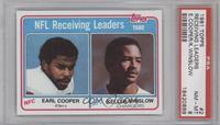 Earl Cooper, Kellen Winslow [PSA8NM‑MT]