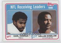 Earl Cooper, Kellen Winslow