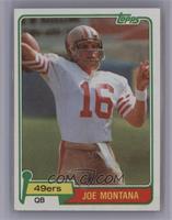 Joe Montana [Excellent‑Mint]