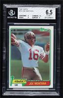 Joe Montana [BGS 6.5 EX‑MT+]