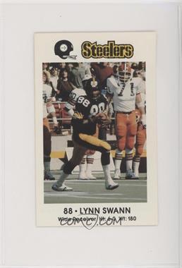 1982 Coca-Cola/Kiwanis Club Pittsburgh Steelers - [Base] #88 - Lynn