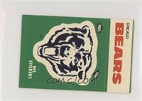 Chicago Bears Team (Red Back)